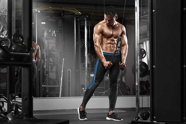 Bí quyết duy trì thân hình 6 múi dành cho người tập thể hình