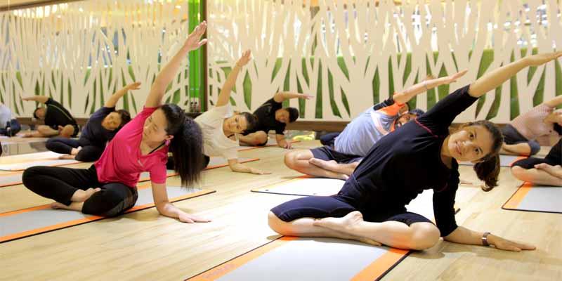 Hãy Tập Yoga Ngay Nếu Bạn Gặp Các Vấn Đề Về Hô Hấp Và Dị Ứng