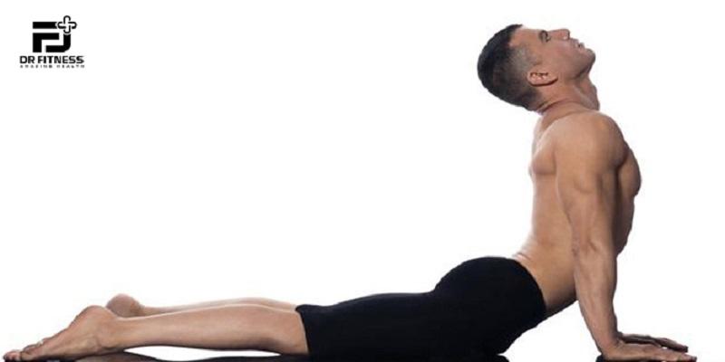 Những bài yoga giúp nam giới cải thiện chuyện chăn gối