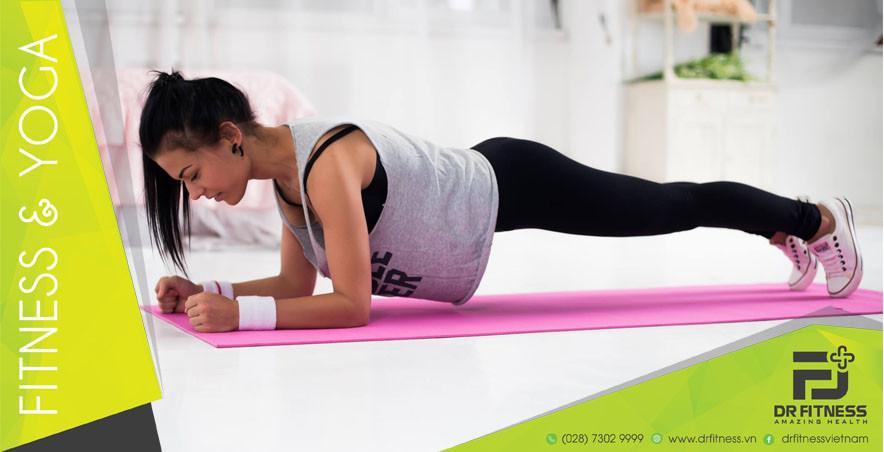Bí Quyết Tập Plank Đúng Cách Và Có Hiệu Quả