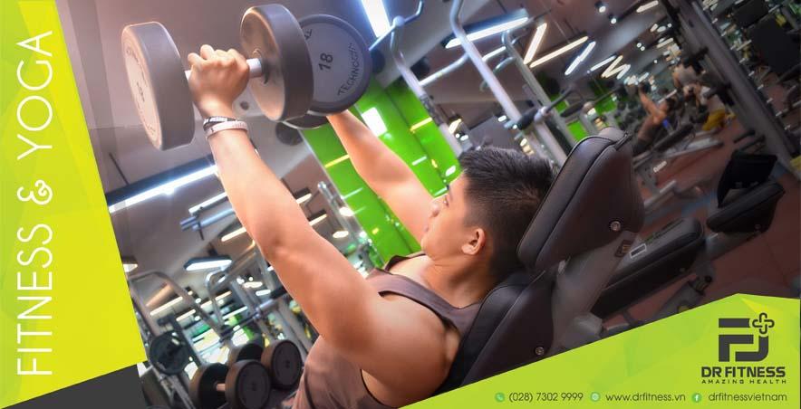Giáo Án Tập Gym Cho Nam Giúp Cơ Ngực Săn Chắc