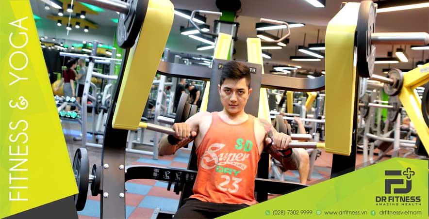 Phương Pháp Tăng Cơ Nhanh Trong Tập Gym