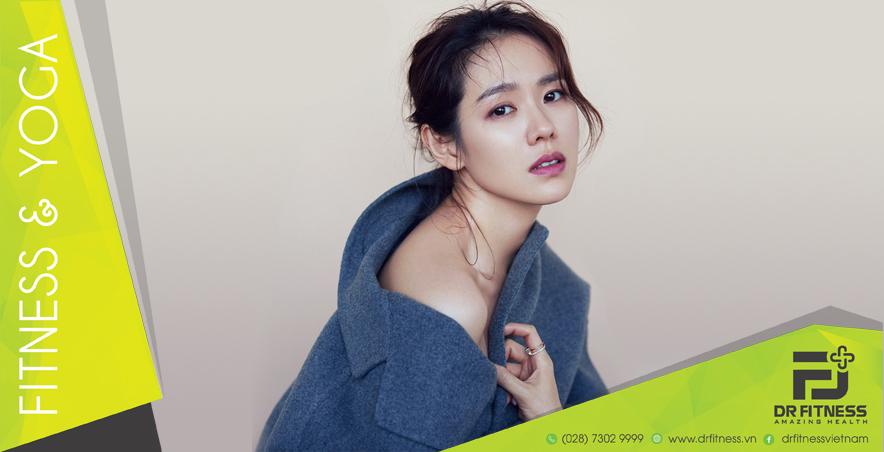 """Bí quyết giữ dáng đẹp như tạc của """"chị đẹp"""" Son Ye Jin"""