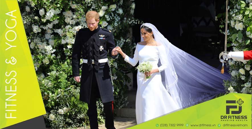 Bí quyết để có thân hình hoàn hảo cho lễ cưới của Công nương Meghan Markle