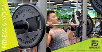 Những bài tập gym chớ dại tự tập mà không có huấn luyện viên