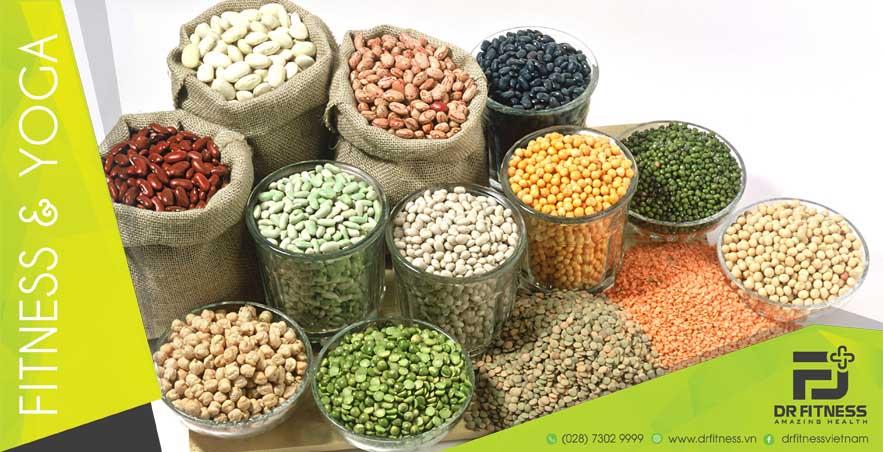 Tổng hợp những loại đậu tốt cho việc tăng cân hiệu quả
