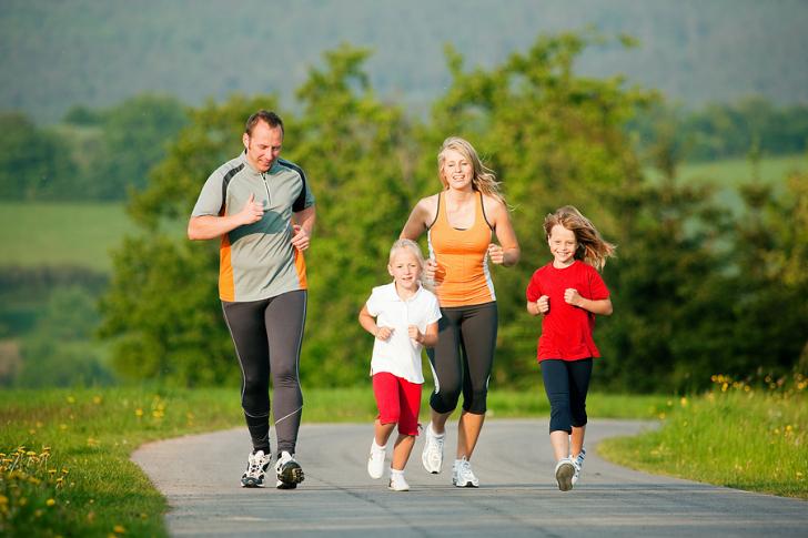 Tậpthể dụcthường xuyên chính là chìa khóa để nâng cao tuổi thọ